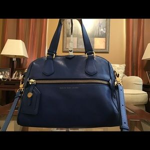 Marc By Marc Jacobs - Blue Hobo Crossbody